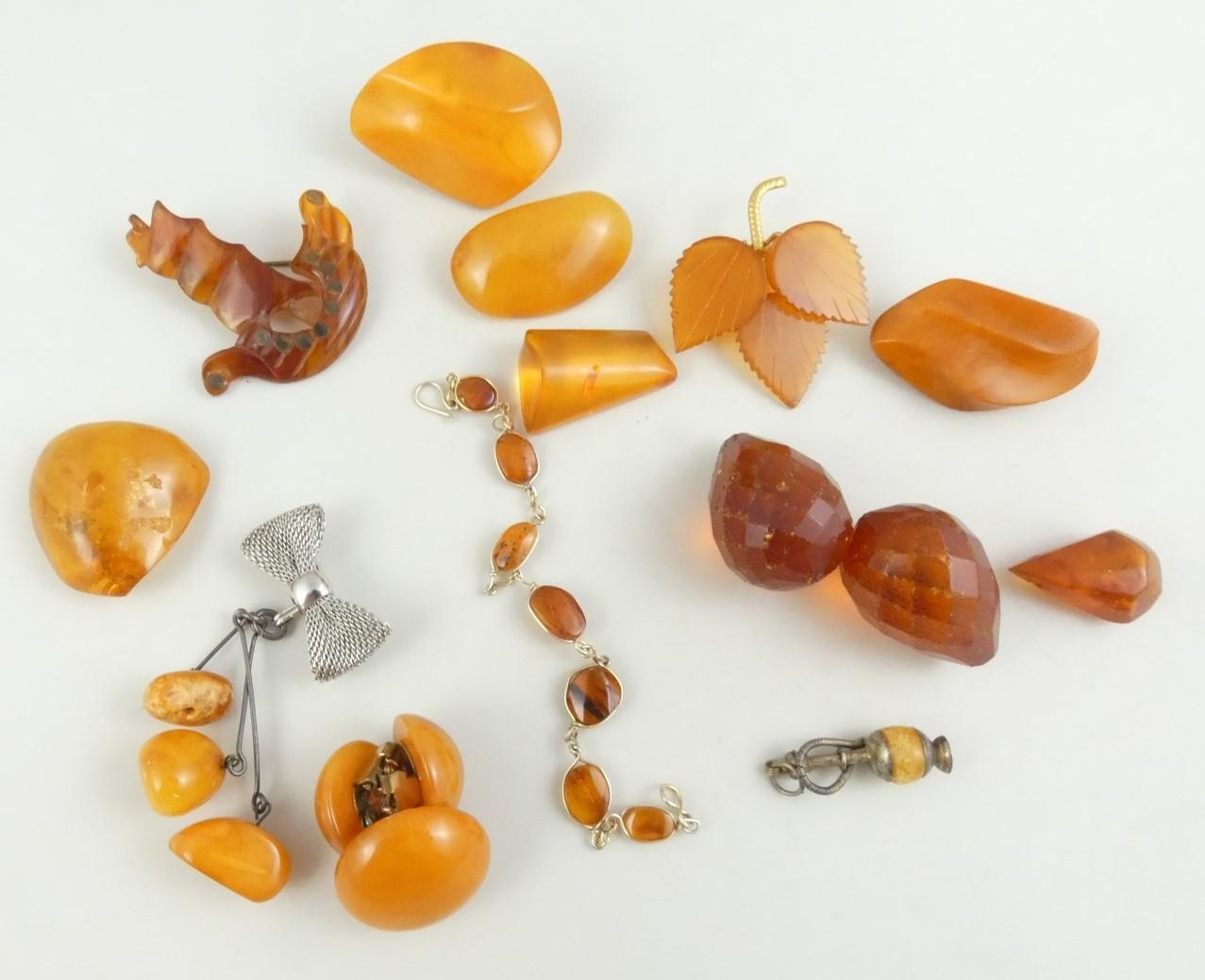 TWO FIGURINES