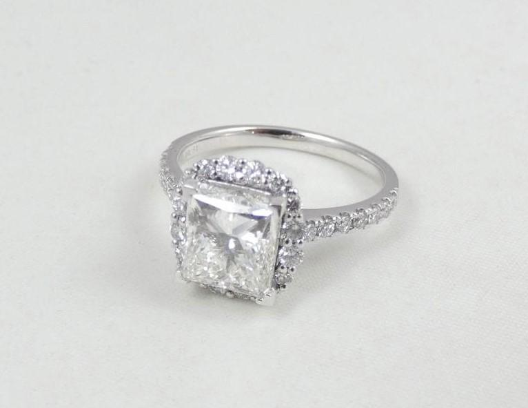HIGHLY IMPORTANT DIAMOND RING