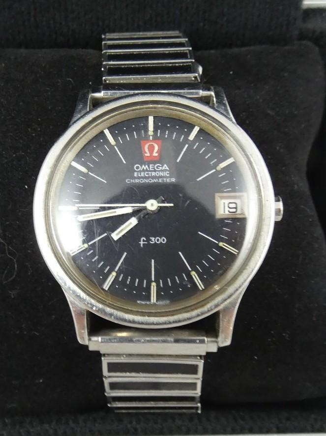 COLLECTOR'S OMEGA WRISTWATCH