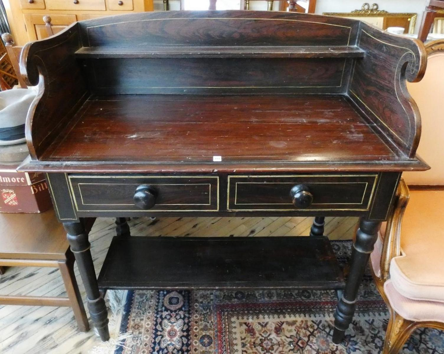 EARLY WASHSTAND