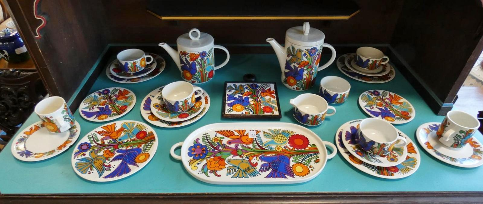 VILLEROY AND BOCH DISHES