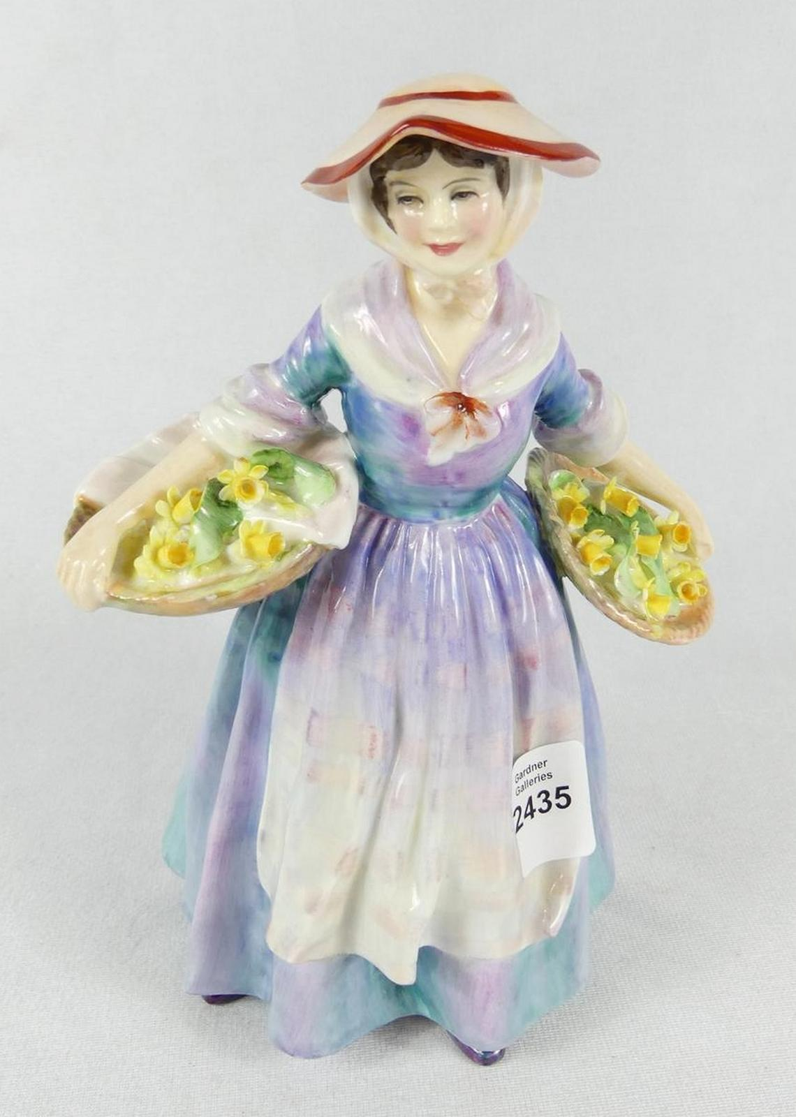 "DOULTON ""DAFFY DOWN DILLY"""