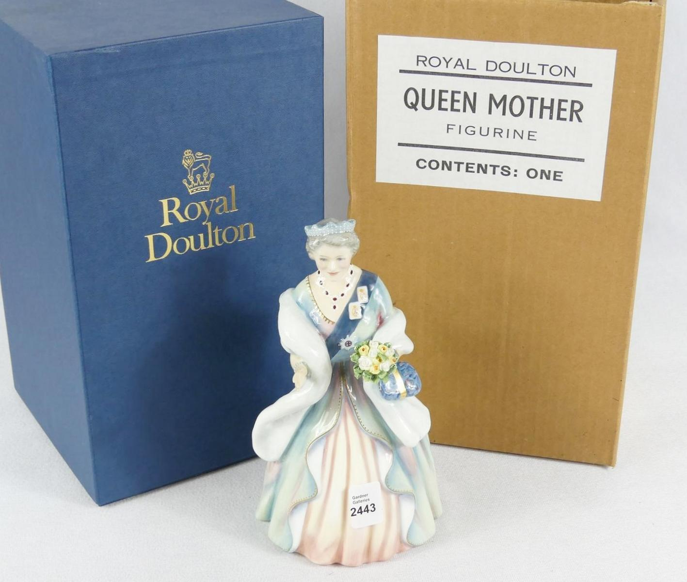 LIMITED EDITION DOULTON FIGURINE