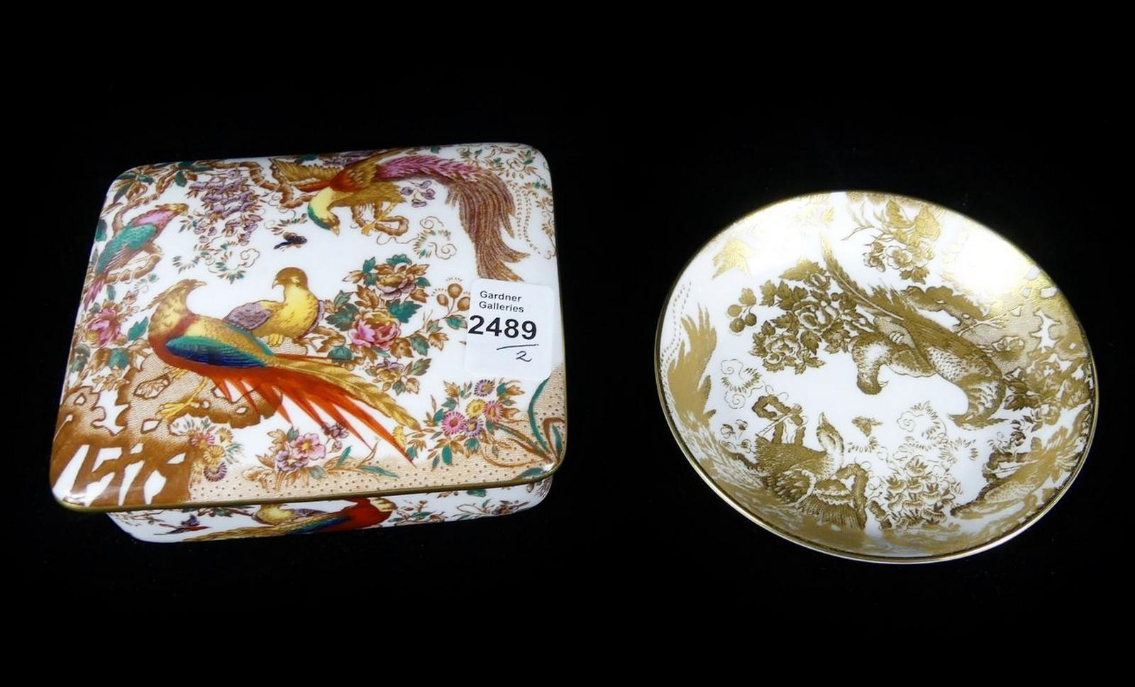 ROYAL CROWN DERBY