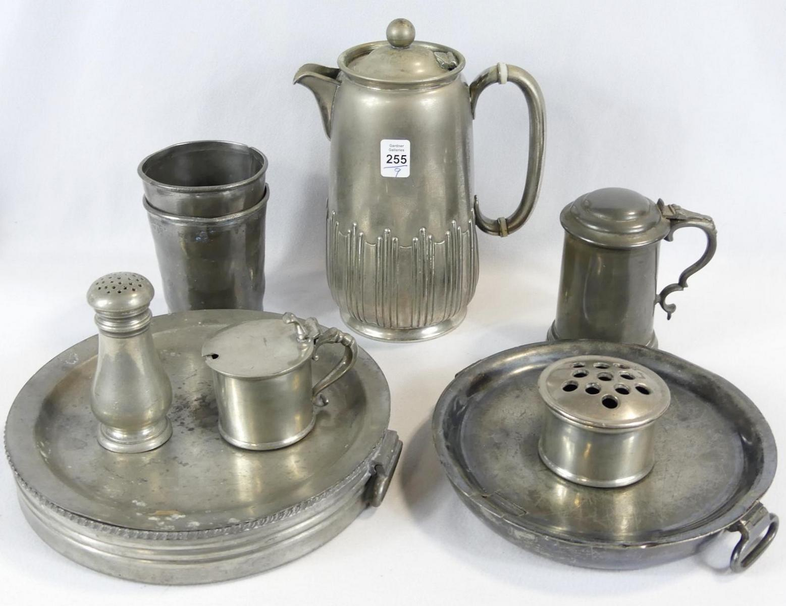 JAMES DIXON AND SONS PEWTER