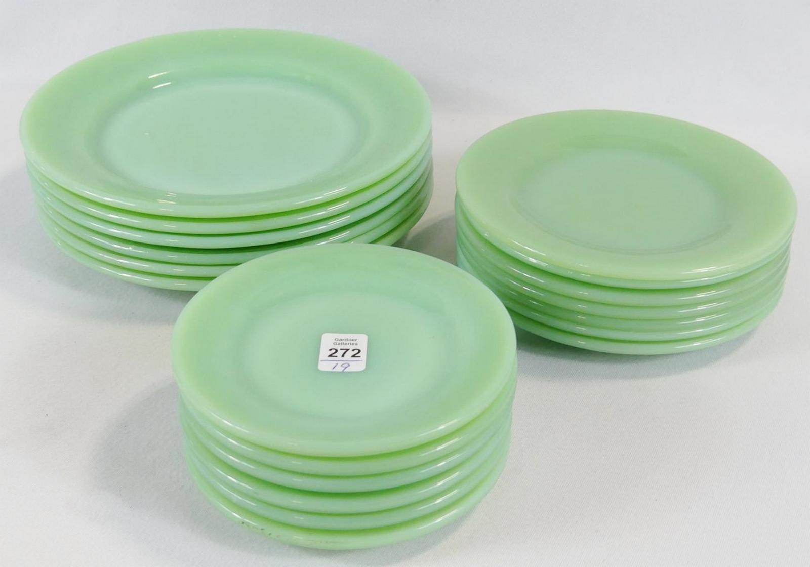 FIRE KING PLATES