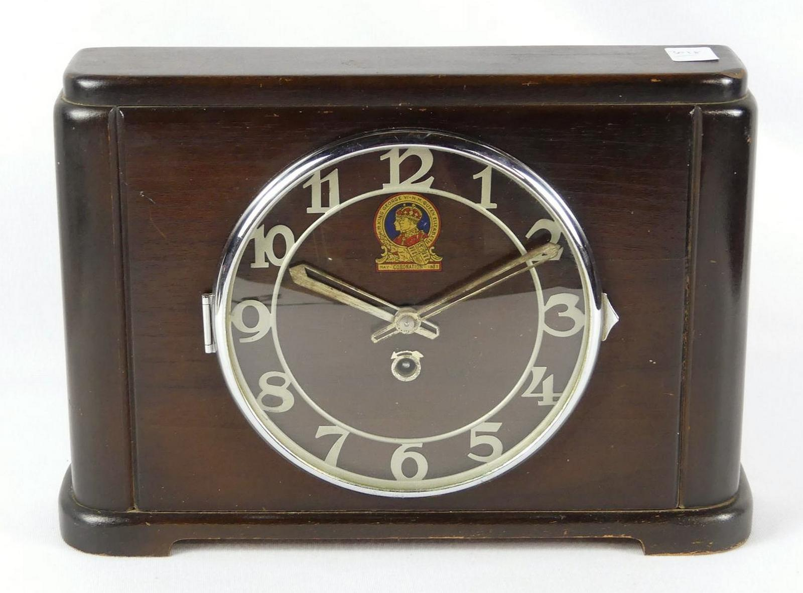 BLACKFOREST MANTEL CLOCK
