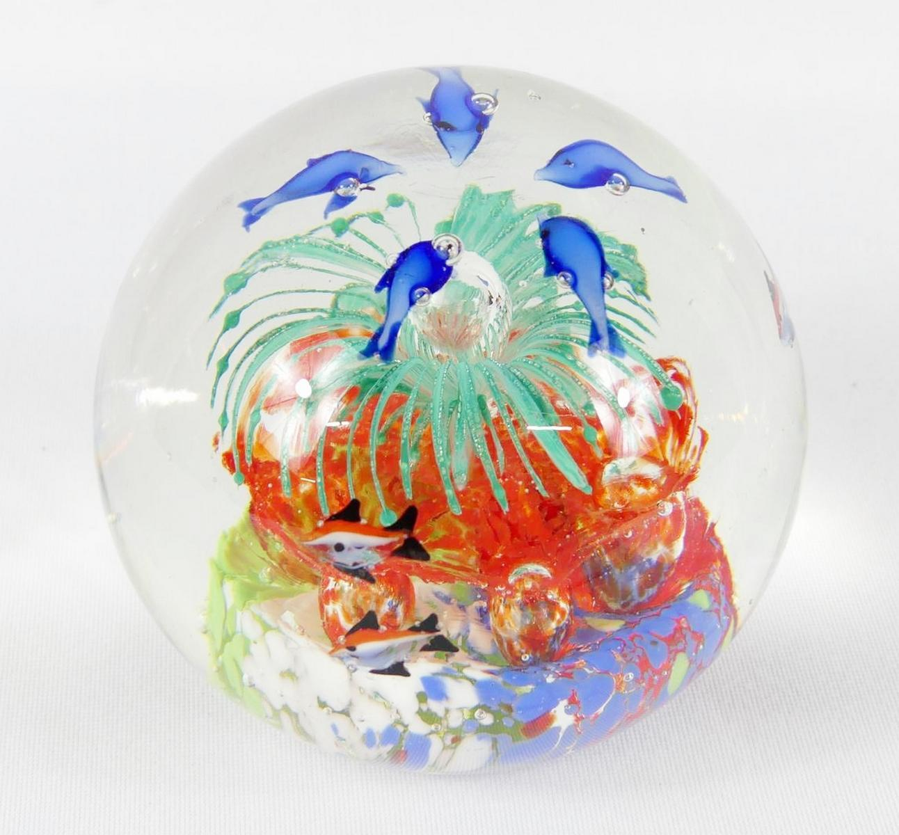 LARGE PAPERWEIGHT