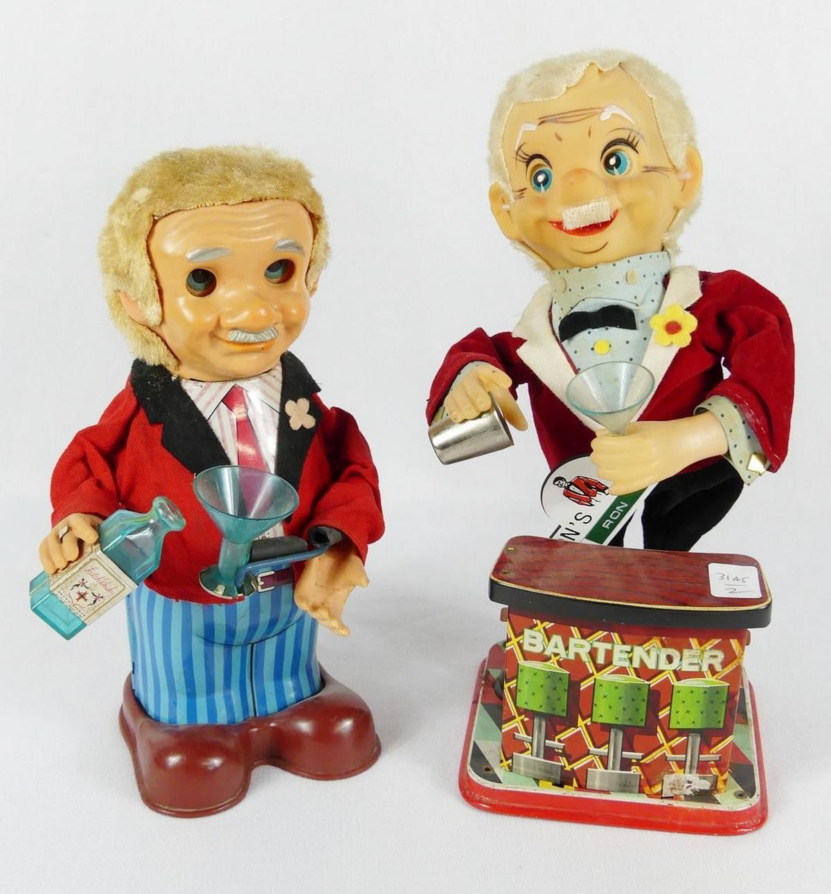 TWO ROSKO COLLECTIBLE TOYS