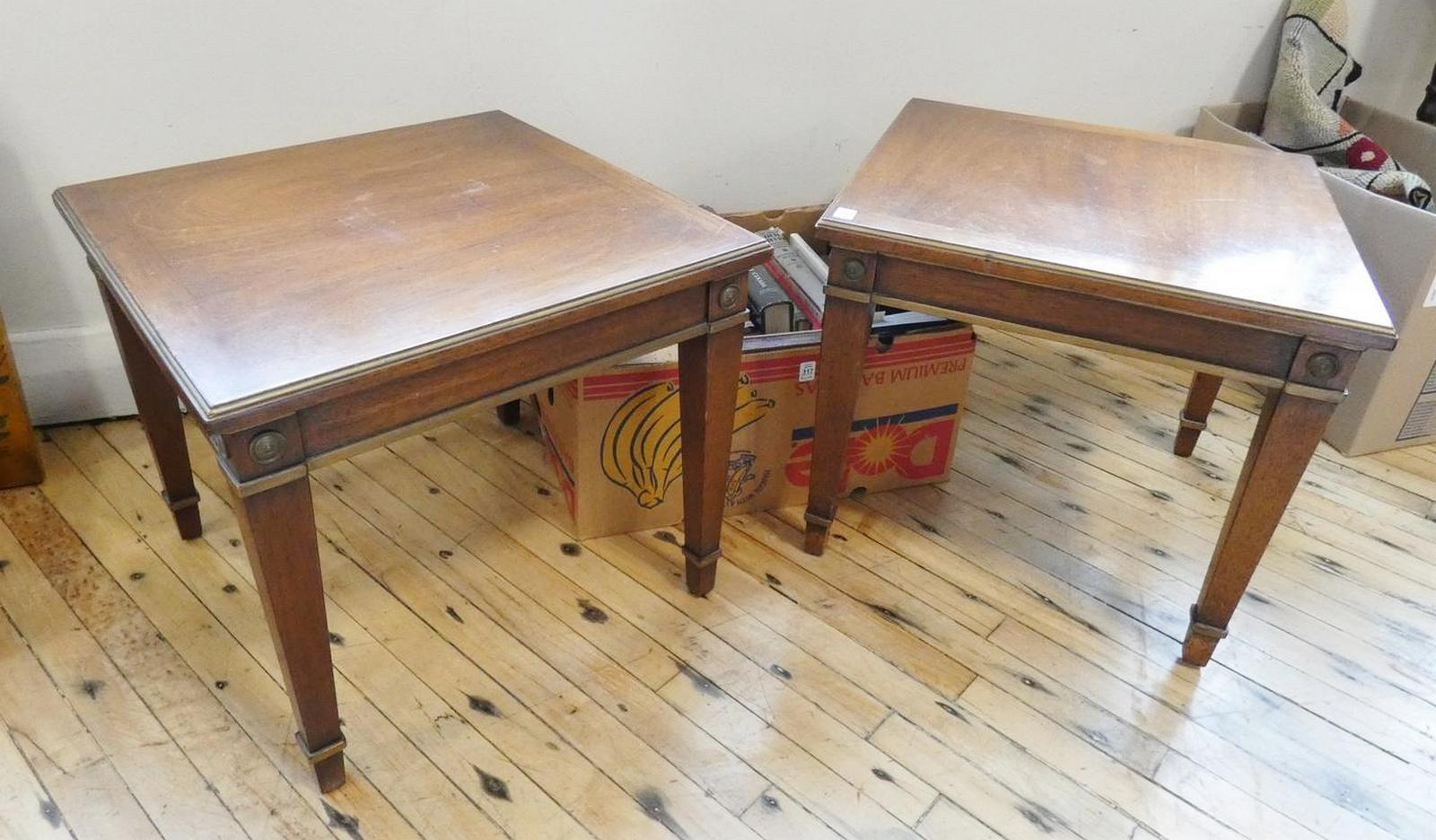 GUILDHALL FURNITURE SIDE TABLES