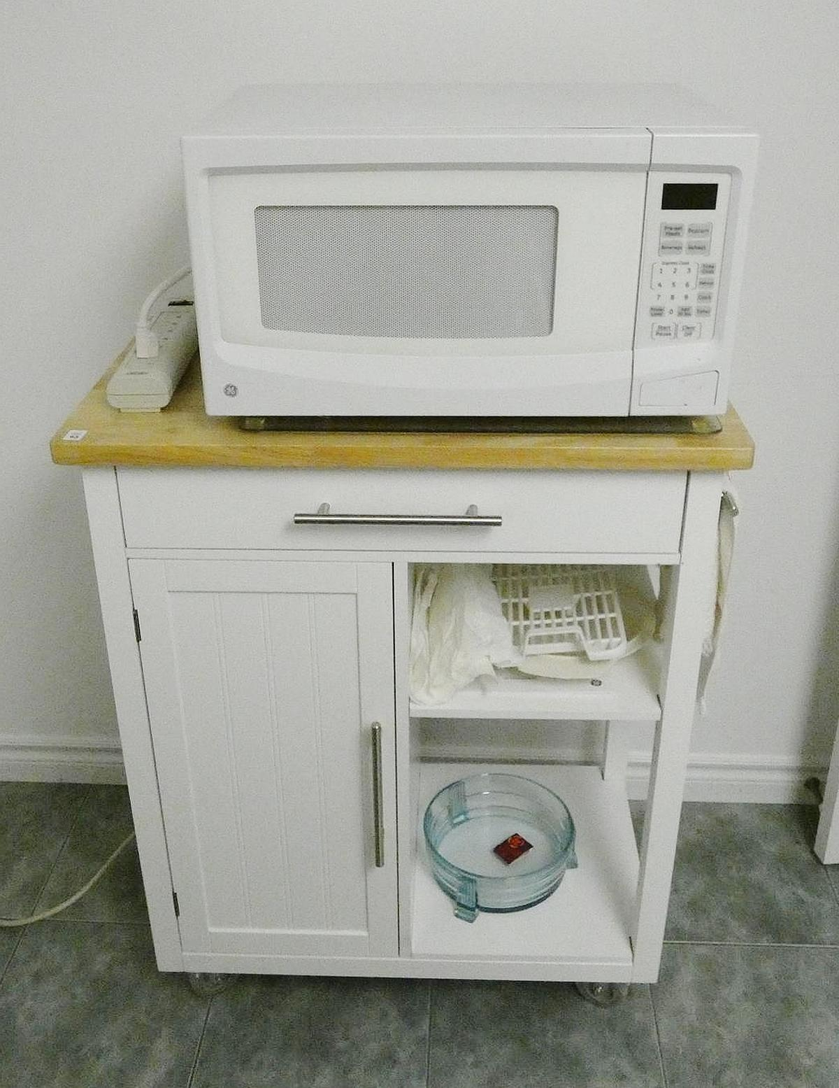MICROWAVE, STAND