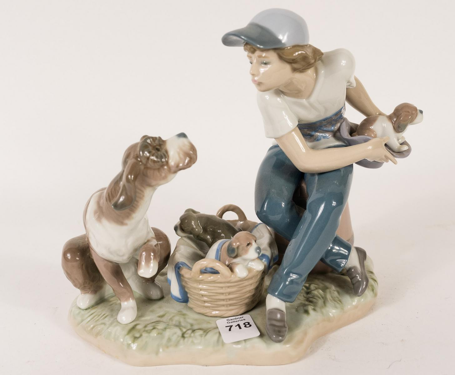 PAIR OF POTTERY VASES