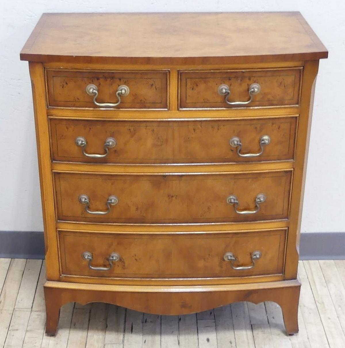 BEVAN-FUNNELL CHEST
