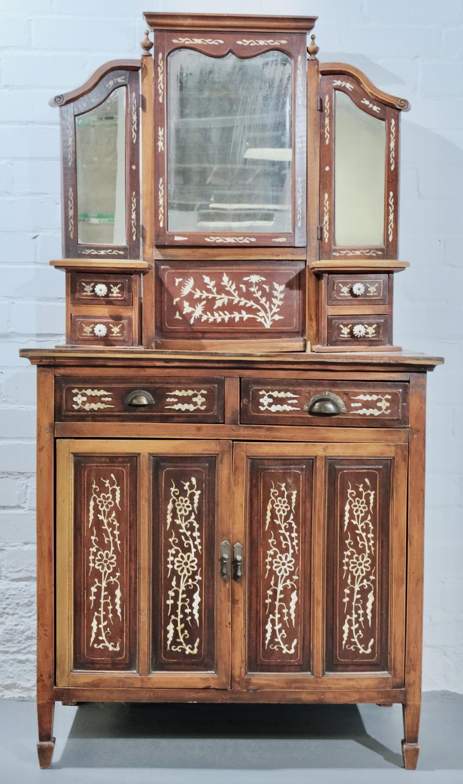 ASIAN DRESSING CABINET