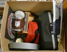 BOX LOT OF ODDS