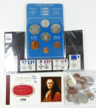 STAMPS, COINS