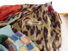 SILK PATCHES, SCARVES ETC.