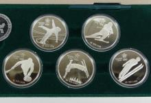 OLYMPIC COIN SET