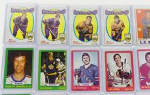 NHL CARDS FROM 1969-1973