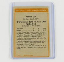 1970'S NHL CARDS