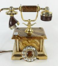 FRENCH ROTARY TELEPHONE