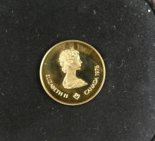CANADIAN GOLD COIN
