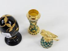 FABERGE STYLE COLLECTIBLES