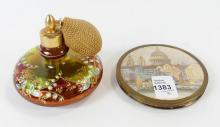 SCENT BOTTLE, COMPACT