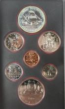TWO CANADIAN MINT SETS