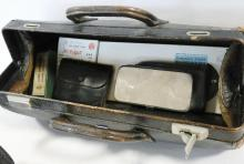 DOCTOR'S BAG WITH CONTENTS