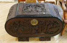 ASIAN BLANKET BOX