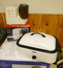 COOKER, HUMIDIFIER