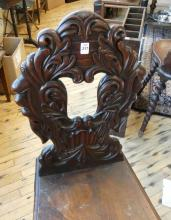 ANTIQUE SWISS SIDE CHAIR