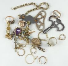 ANTIQUE JEWELLERY, ETC.