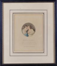 PAIR ANTIQUE PRINTS