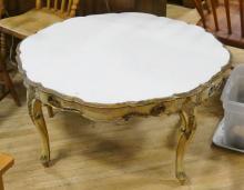 FLORENTINE COFFEE TABLE