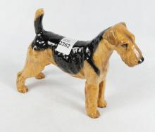 """ROYAL DOULTON """"AIREDALE TERRIER"""""""