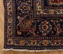 FIVE PIECES CRANBERRY GLASS
