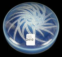 LALIQUE CRYSTAL COVER