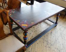 SWISS KITCHEN TABLE