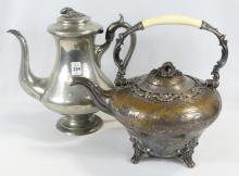 TEAPOT AND COFFEE POT