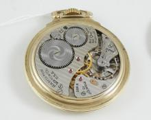 COLLECTOR'S RAILROAD WATCH