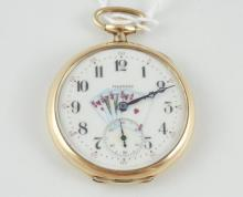 COLLECTOR'S ILLINOIS POCKET WATCH