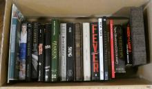 TWO BOX LOTS OF BOOKS