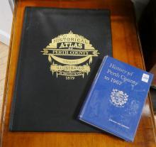 TWO PERTH COUNTY BOOKS