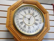 STANDARD TIME WALL CLOCK