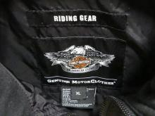 TWO MOTORCYCLE JACKETS