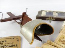 STEREOSCOPIC VIEWER & SLIDES