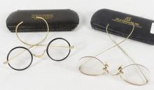 TWO PAIRS SPECTACLES