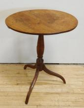 TILT-TOP CANDLE STAND